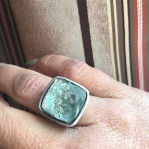 Silpada Abalone Ring